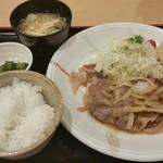 越のゆ - 料理写真: