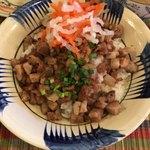 花果 - 豚肉と干しえび煮ごはん