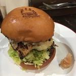 78463628 - 西京焼きの最強バーガー