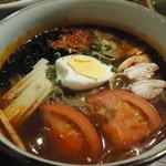 焼肉家族 - 赤冷麺