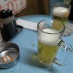 立ち飲み居酒屋ドラム缶 - 生250円