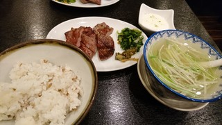 牛タン焼専門店 司 東口ダイワロイネットホテル店