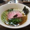 MENSHO - 料理写真:醤油らーめん900円