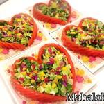 Vegetable Cafe Mahaloha - ハッピートマトサラダ(コース限定)