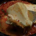 KOREAN 水刺間 - 豆腐チゲ;アップ