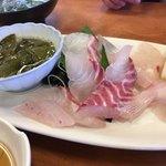 びんび家 - 天然鯛♫⌒ヽ( ´∀.`)و