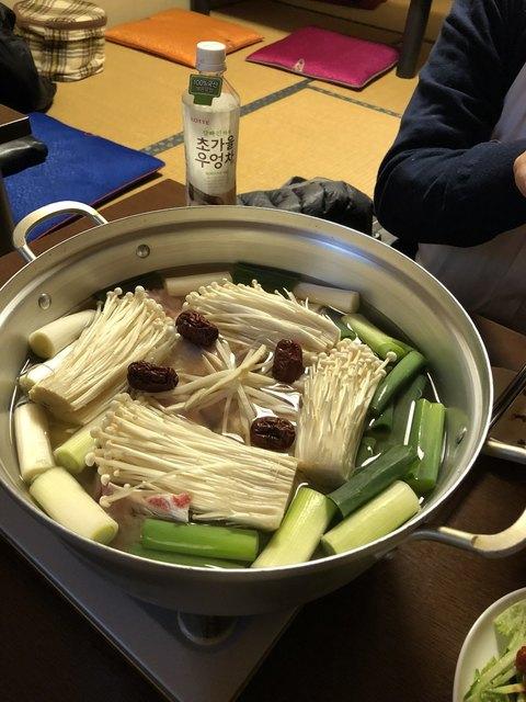 カンマル (韓○) - 梅山/韓国料...