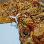 ドミノ ピザ - 料理写真: