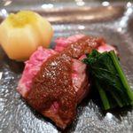 プラチナミート 白金肉 - 土佐の赤牛