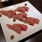 プラチナミート 白金肉 - 和牛握り
