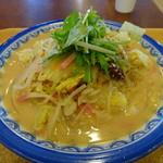 ちゃんぽん菜の里 - 菜の里ちゃんぽん 780円