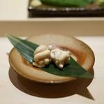 祇園 鮨 忠保 - 雲子