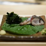 祇園 鮨 忠保 - しめ鯖