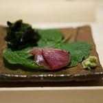 祇園 鮨 忠保 - 鰹