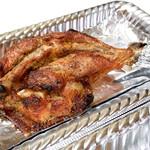 きまぐれ - 料理写真:骨付き鶏