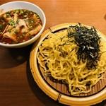 昌平ラーメン - 辛つけ麺(700円)