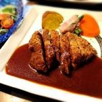 tajimagyuuiroridainingumikuni - 限定20食 但馬牛のカツレツ♡