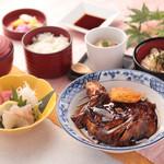 咲椀 - 鯛の粗煮御膳