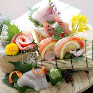 ◆近海ものの新鮮な鮮魚をご堪能ください!◆