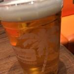 コアパンケーキハウス - 生ビール