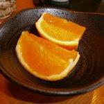 寿司処 六ちゃん - デザート