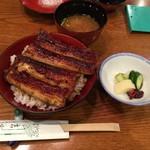 78490460 - 鰻丼定食