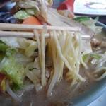 たぬきの国 - 麺