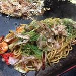 くにちゃん - 料理写真:海鮮焼きそばに決定だ!