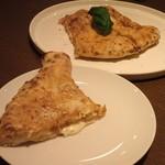 ピッツェリア ドド - チーズがとろーり