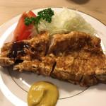 とんき - 料理写真:とんき国分寺店(ロースかつ定食)