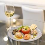 ボトルシップ - 一番人気の前菜プレート♪ワインやカクテルに合わせてお召し上がり下さい。《3種or5種》