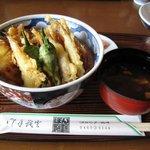 ほん陣 - 芦ノ湖の湖魚が一度に食べられる・芦ノ湖丼