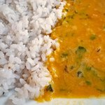 8spice - ルーと「8穀米」のアップ