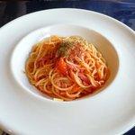 8spice - トマトソースの生パスタ