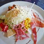 8spice - ちょっと豪華な 前菜ふうサラダ