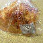 ウフウフガーデン - たまご食パン