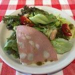 ソラーレ - 料理写真:セットのサラダ