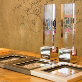 『世界のベストレストラン50』で注目のレストラン賞を受賞