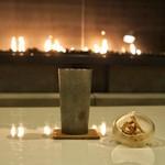 Ribaritoritogaraku - ドリンク写真:ウェルカムビール