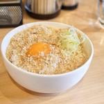 そらみち - ■TKG(卵掛けご飯)200円