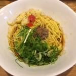 汁なし担々麺 麻沙羅/まさら - スパイシーカレー