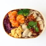 Hama House - 日替わり弁当も大人気。750円(税込)