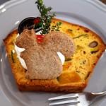 ナチュラルキッチン キュレル - かぼちゃと黒豆のパウンドケーキ