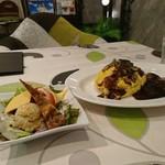 Olive食堂 - 料理写真: