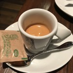 オステリア ユルリ - Caffe エスプレッソ