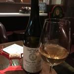 Osuteriayururi - Vini della Staffa Bianco della Staffa ボトル