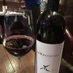 オステリア ユルリ - Le Macchiole Bolgheri Rosso グラス