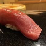 日本橋蛎殻町 すぎた - 鮪背とろ