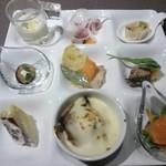 ワイン&ダイニング エマブル - 夕食ビュッフェ