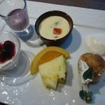 ワイン&ダイニング エマブル - 朝食ビュッフェ